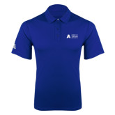 Adidas Climalite Royal Game Time Polo-Secondary Mark