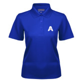 Ladies Royal Dry Mesh Polo-A with Star