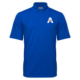 Royal Mini Stripe Polo-A with Star