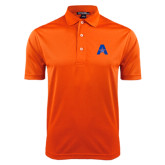 Orange Dry Mesh Polo-A with Star