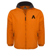 Orange Survivor Jacket-A with Star