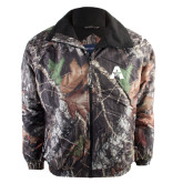 Mossy Oak Camo Challenger Jacket-A with Star