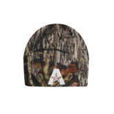 Mossy Oak Camo Fleece Beanie-A with Star