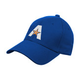 Royal Heavyweight Twill Pro Style Hat-A with Star