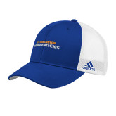 Adidas Royal Structured Adjustable Hat-UTA Mavericks stacked