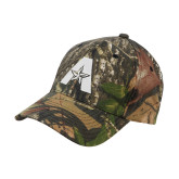 Mossy Oak Camo Structured Cap-A with Star