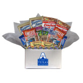 College Care Package Snackdown Deluxe-Primary Logo