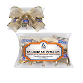 Snickers Satisfaction Pillow Box-Primary Logo