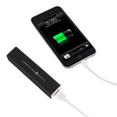 Aluminum Black Power Bank-A with Star Engraved