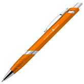 Milo Orange Pen w/Blue Ink-A with Star