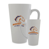 Full Color Latte Mug 17oz-Primary Mark