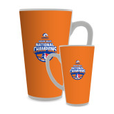 Full Color Latte Mug 17oz-Movin Mavs NWBA National Champions