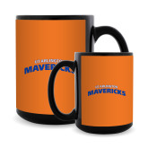Full Color Black Mug 15oz-