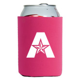 Collapsible Hot Pink Can Holder-Secondary Mark