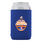 Neoprene Royal Can Holder-Movin Mavs NWBA National Champions