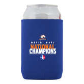 Neoprene Royal Can Holder-Movin Mavs National Champions