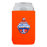 Collapsible Orange Can Holder-Movin Mavs NWBA National Champions