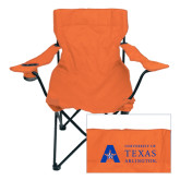 Deluxe Orange Captains Chair-Secondary Mark