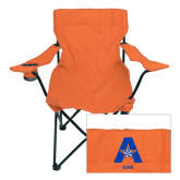 Deluxe Orange Captains Chair-Dad