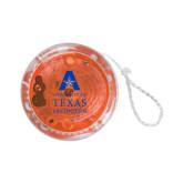 Light Up Orange Yo Yo-Primary Logo