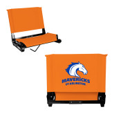 Stadium Chair Orange-Primary Mark