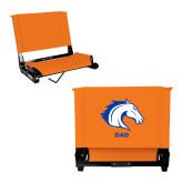 Stadium Chair Orange-Dad