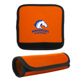 Neoprene Orange Luggage Gripper-Primary Mark