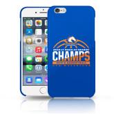 iPhone 6 Plus Phone Case-2016-17 Regular Season Champs - Mens Basketball Half Ball