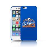 iPhone 6 Phone Case-2016-17 Regular Season Champs - Mens Basketball Half Ball