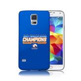 Galaxy S5 Phone Case-2016-17 Regular Season Champions - Mens Basketball Stencil