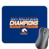 Full Color Mousepad-2016-17 Regular Season Champions - Mens Basketball Stencil