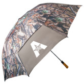 58 Inch Hunt Valley Camo Umbrella-A with Star