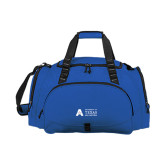 Challenger Team Royal Sport Bag-Secondary Mark