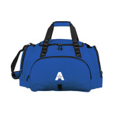 Challenger Team Royal Sport Bag-A with Star