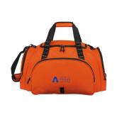 Challenger Team Orange Sport Bag-Secondary Mark