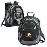 High Sierra Black Titan Day Pack-Primary Mark