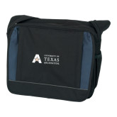 Saddle Bag Black w/ Blue-Secondary Mark