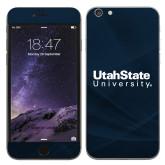 iPhone 6 Plus Skin-University Wordmark