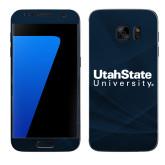 Samsung Galaxy S7 Skin-University Wordmark