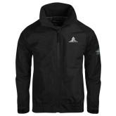 Black Charger Jacket-University Mark Stacked