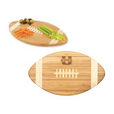 Touchdown Football Cutting Board-Primary Mark Athletics Engraved