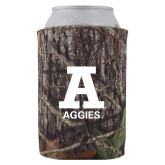 Collapsible Camo Can Holder-A Aggies