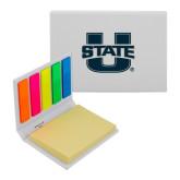 Micro Sticky Book-Primary Mark Athletics