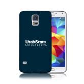 Galaxy S5 Phone Case-University Wordmark