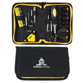 Compact 23 Piece Tool Set-University Mark Stacked