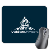 Full Color Mousepad-University Mark Stacked