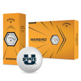 Callaway Warbird Golf Balls 12/pkg-Primary Mark Athletics