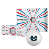 Callaway Supersoft Golf Balls 12/pkg-Primary Mark Athletics