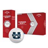 Callaway Chrome Soft Golf Balls 12/pkg-Primary Mark Athletics