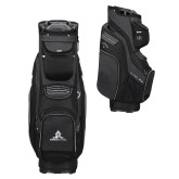 Callaway Org 14 Black Cart Bag-University Mark Stacked